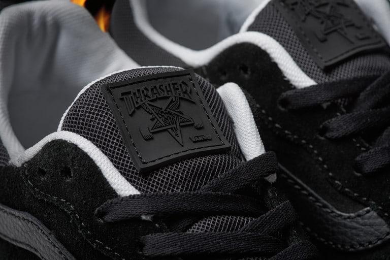 vans x thrasher skate shoes  u0026 clothing