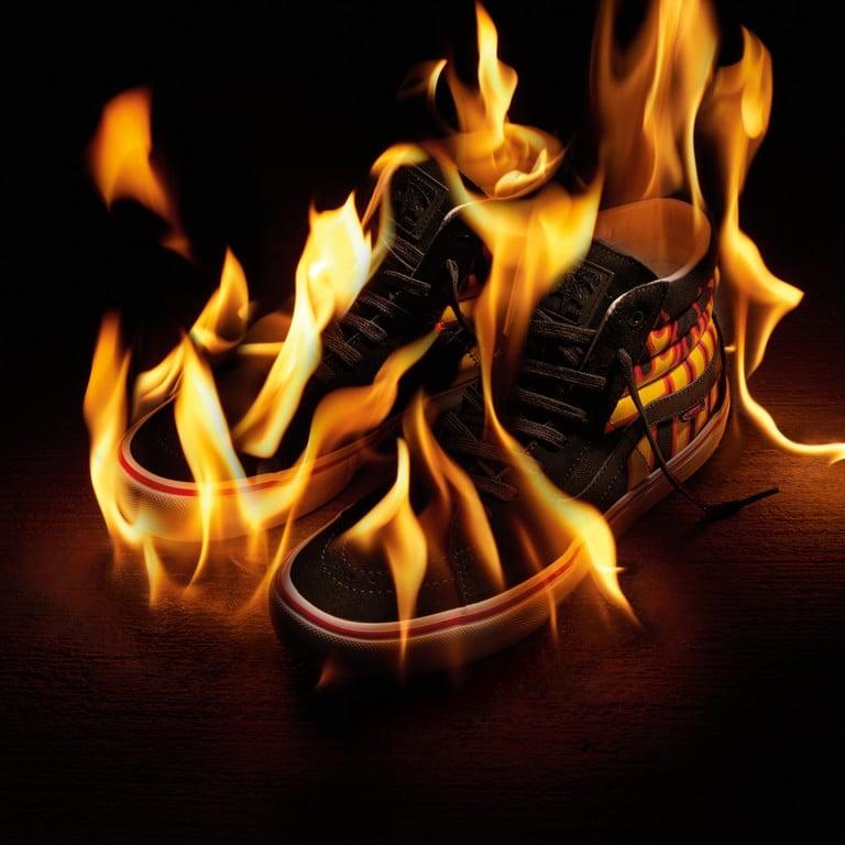 Vans x Thrasher Skate Shoes & Clothing   Tactics