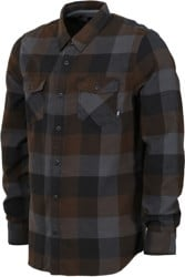Vans Box Flannel - black/asphalt