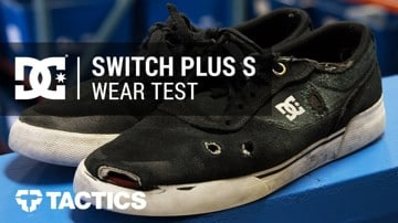 DC Switch Plus S Wear Test Review
