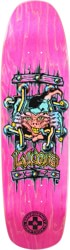 Black Label Emergency Lucero X2 8.88 Skateboard Deck - pink