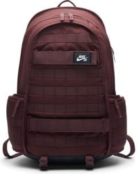 Nike SB RPM Backpack - dark team red/black/black
