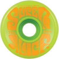 OJ Super Juice Skateboard Wheels - green (78a)