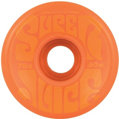 OJ Super Juice Skateboard Wheels - orange (78a) - view large