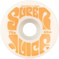OJ Super Juice Skateboard Wheels - white (78a)