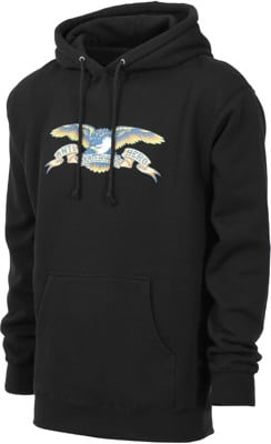 Anti-Hero Eagle Hoodie - black - view large