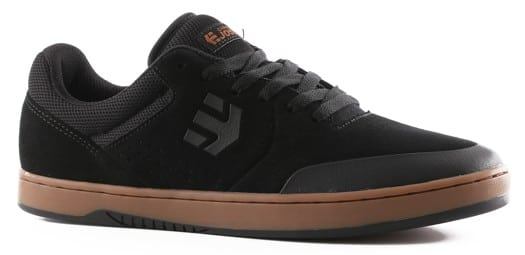 Etnies Marana Michelin Skate Shoes - black/red/gum - view large