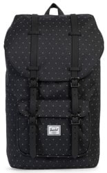 Herschel Supply Little America Backpack - black gridlock