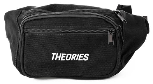 Theories Stamp Day Hip Pack - black - view large