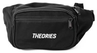 Theories Stamp Day Hip Pack - black