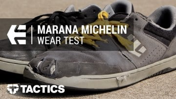 Etnies Marana Michelin Wear Test Review
