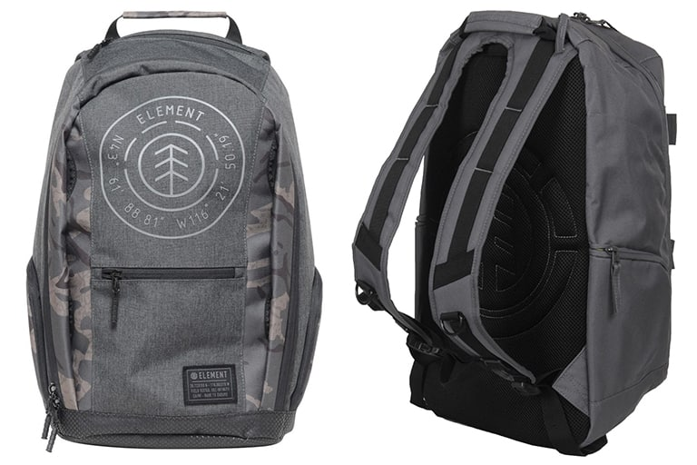 A massive 30L internal volume makes the Mohave one of the most spacious skate  backpacks available. From day missions to extended adventures ff6543dd6ba59