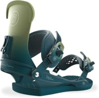Union Milan Women's Snowboard Bindings 2018 - olive