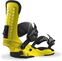 Union Force Snowboard Bindings 2018 - yellow