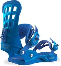 Union Atlas Snowboard Bindings 2018 - metallic blue