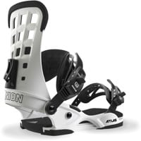 Union Atlas Snowboard Bindings 2018 - matte white
