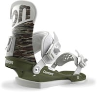 Union Contact Snowboard Bindings 2018 - camo