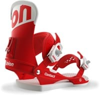 Union Contact Snowboard Bindings 2018 - red