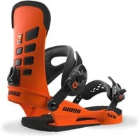 Union STR Snowboard Bindings 2018 - orange