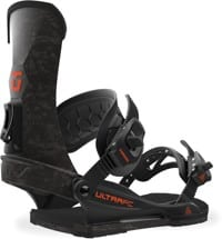 Union Ultra FC Snowboard Bindings 2018 - black