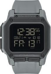 Nixon Regulus Watch - all gunmetal