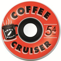 Sml. Coffee Skateboard Wheels - bourbons (78a)