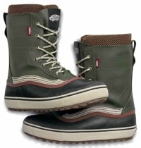Vans Remedy MTE Snow Boot - green/sable