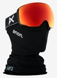 Anon M2 MFI Goggles - black/sonar infrared lens
