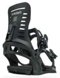 Fix January Women's Snowboard Bindings 2018 - black