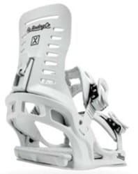 Fix January Women's Snowboard Bindings 2018 - white