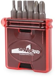 Spark R&D Spark Pocket Tool - red