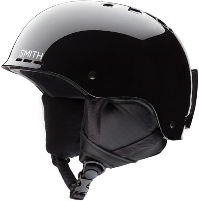 Smith Holt Jr. Kids Snowboard Helmet - black - view large