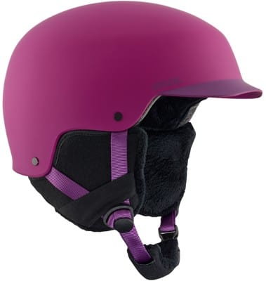 Anon Aera Women's Snowboard Helmet - purple - view large