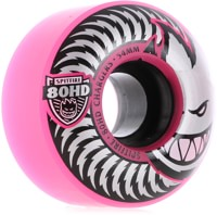 Spitfire 80HD Chargers Classic Skateboard Wheels - pink/push for pink (80d)