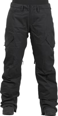 Burton Fly Insulated Pants - true black - view large