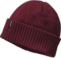 Patagonia Brodeo Beanie - dark ruby