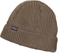 Patagonia Fisherman's Rolled Beanie - ash tan