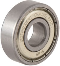 Independent Genuine Parts GP-S Skateboard Bearings - silver