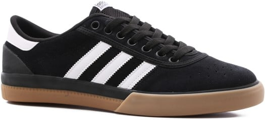 Adidas Lucas Premiere ADV Skate Shoes - core black/core black/gum - view large