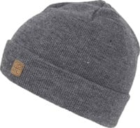 Coal Harbor Beanie - charcoal