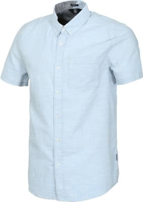 Volcom Everett Oxford S/S Shirt - ice - view large
