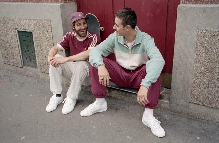 adidas skate shoes & x magenta - sammlung