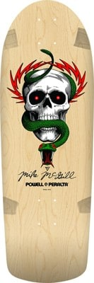 Powell Peralta McGill Skull & Snake 10.0 Skateboard Deck - view large