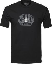 Alien Workshop OG Logo T-Shirt - black/grey