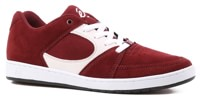 eS Accel Slim Skate Shoes - red/white/black