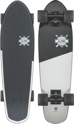 'Globe Blazer 26' from the web at 'https://www.tactics.com/a/9waw/o/globe-blazer-26-cruiser-skateboard-complete-black-white-serpent.jpg'