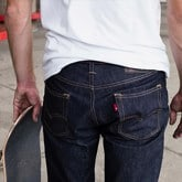 BUILT FOR SKATEBOARDING - Pants & Jeans.