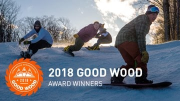 Best in Snow | Transworld Good Wood Winners 2018