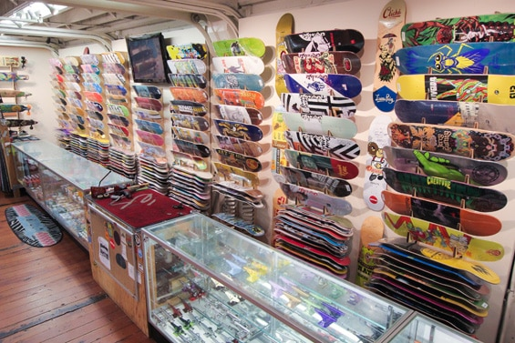 Eugene skateboards