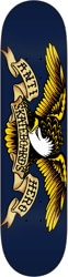Anti-Hero Classic Eagle 8.5 Skateboard Deck - navy